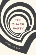 book cover for The Shark Party