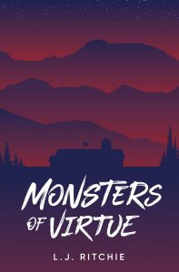 Monsters of Virtue book cover